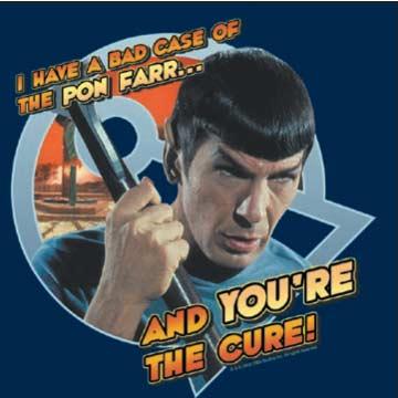 Spock-Pon Farr