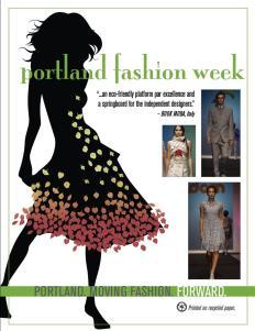 Portland Fashion Week Image
