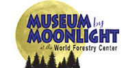 Thursday: Museum By Moonlight @ World Forestry Center | Tastings •  Beer •  Wine •  Food