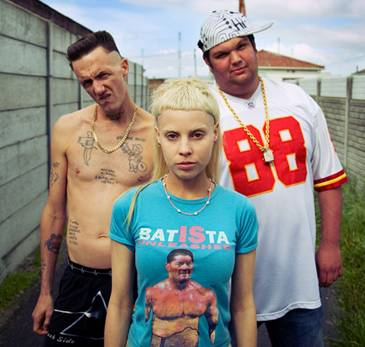 Win Tickets: Die Antwoord @ Crystal Ballroom | All-Ages, October 14